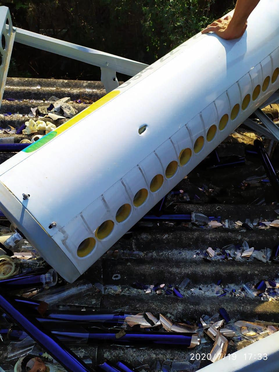 Տավուշում հակառակորդի ոտնձգության պատճառով վնասվել են 11 արևային ջրատաքացուցիչներ