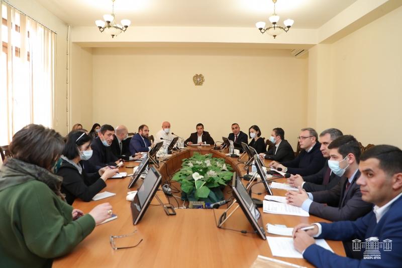 ԱԺ տնտեսական հարցերի մշտական հանձնաժողով